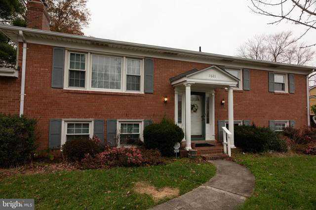 7601 Hayfield Road, ALEXANDRIA, VA 22315 (#VAFX1171042) :: Potomac Prestige