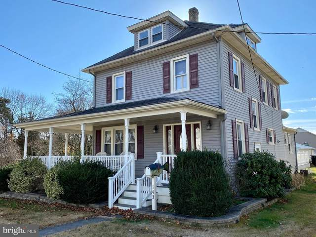 143 N Main Street, WILLIAMSTOWN, NJ 08094 (#NJGL268694) :: Holloway Real Estate Group
