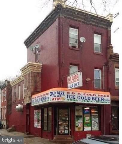 1617 W York Street, PHILADELPHIA, PA 19132 (#PAPH968982) :: The Dailey Group