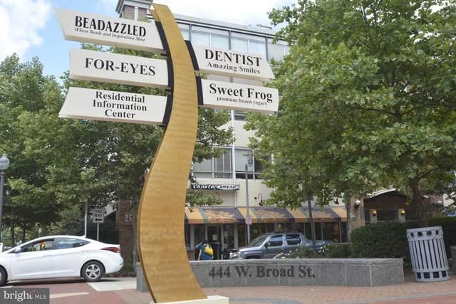 444 W Broad Street #314, FALLS CHURCH, VA 22046 (#VAFA111738) :: ExecuHome Realty
