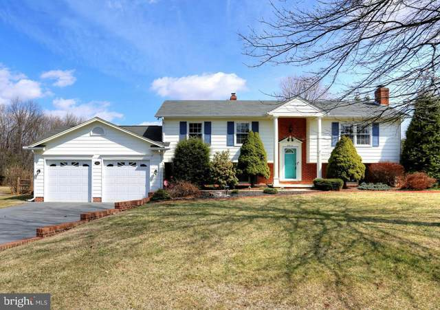 8013 Clearfield Road, FREDERICK, MD 21702 (#MDFR274920) :: Crossroad Group of Long & Foster