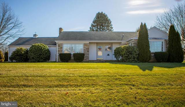 132 N Edgewood Drive, HAGERSTOWN, MD 21740 (#MDWA176644) :: Tessier Real Estate
