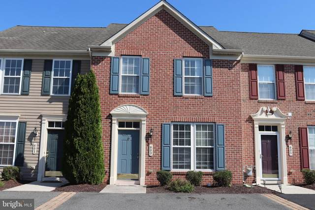 603 Wye Oak Drive, FRUITLAND, MD 21826 (#MDWC110860) :: The Dailey Group