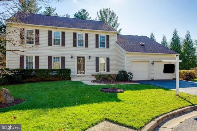 9001 Snowford Court, MONTGOMERY VILLAGE, MD 20886 (#MDMC737234) :: John Lesniewski | RE/MAX United Real Estate