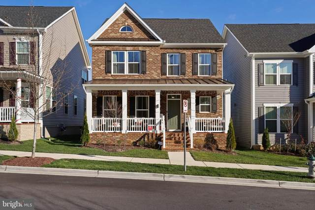 21909 Fulmer Avenue, CLARKSBURG, MD 20871 (#MDMC737244) :: Network Realty Group