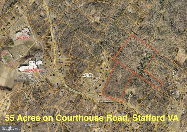 0 Courthouse Rd, STAFFORD, VA 22554 (#VAST227758) :: The Redux Group