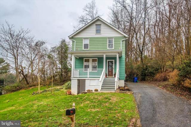 102 Greenwood Street, BRUNSWICK, MD 21716 (#MDFR274944) :: Potomac Prestige