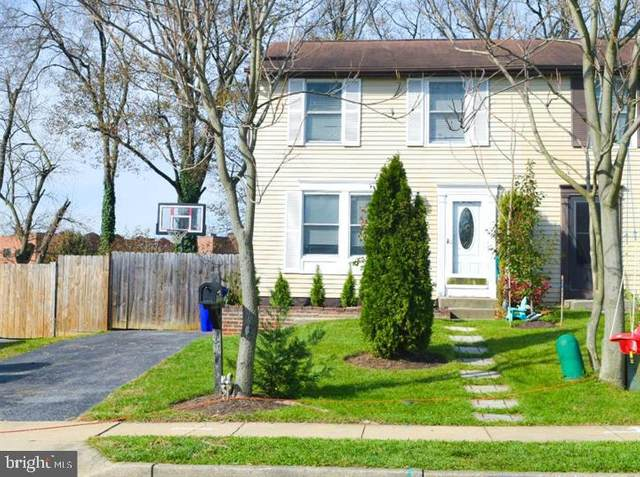 1573 Carey Place, FREDERICK, MD 21701 (#MDFR274946) :: The Dailey Group