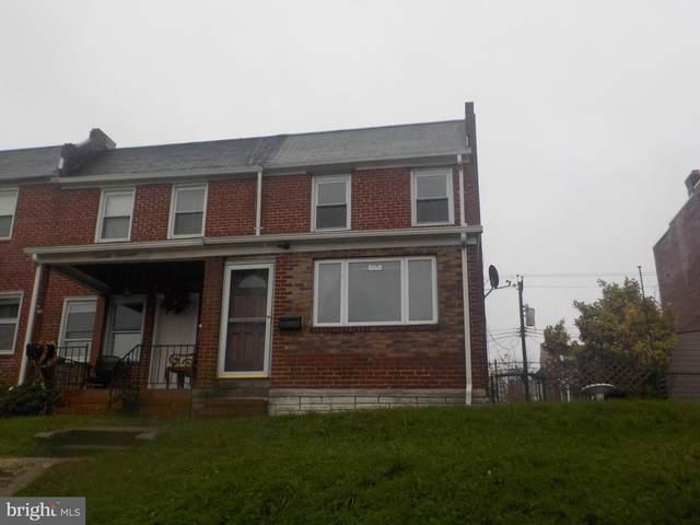 7015 Eastbrook Avenue, BALTIMORE, MD 21224 (#MDBC514844) :: Boyle & Kahoe Real Estate