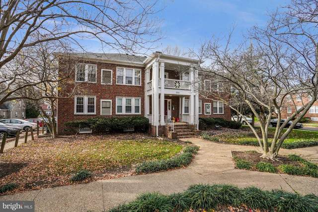 305 E Duncan Avenue H, ALEXANDRIA, VA 22301 (#VAAX254078) :: Network Realty Group