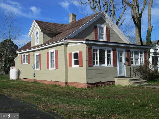 105 S University Avenue, FEDERALSBURG, MD 21632 (#MDCM124856) :: AJ Team Realty