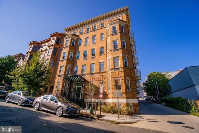 1415 Chapin Street NW Unit 106, WASHINGTON, DC 20009 (#DCDC499780) :: The MD Home Team