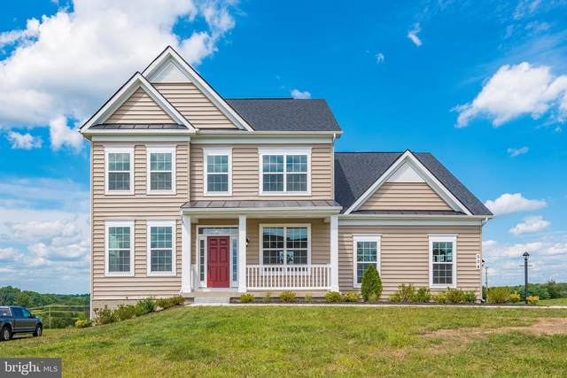 527 Isaac Russell, NEW MARKET, MD 21774 (#MDFR274956) :: Crossroad Group of Long & Foster