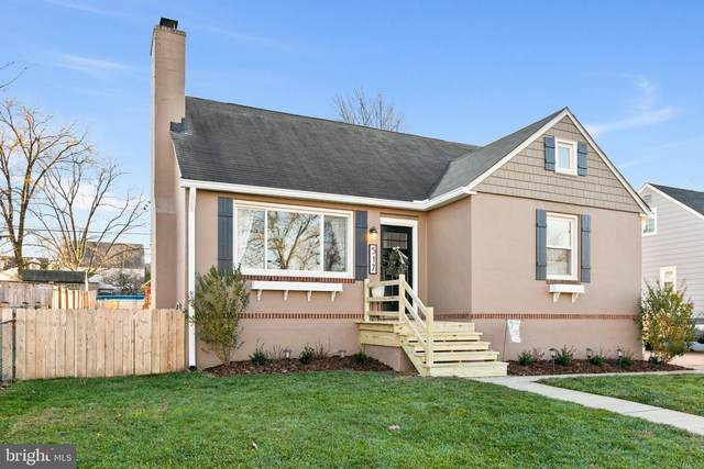 517 Cleveland Road, LINTHICUM, MD 21090 (#MDAA454490) :: Crossroad Group of Long & Foster