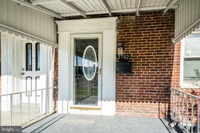 2702 E Federal Street, BALTIMORE, MD 21213 (#MDBA533596) :: Boyle & Kahoe Real Estate