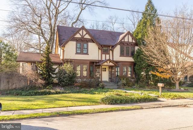 230 Dudley Avenue, NARBERTH, PA 19072 (#PAMC677768) :: The John Kriza Team