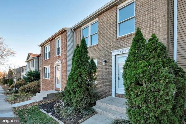8033 Tyson Oaks Circle, VIENNA, VA 22182 (#VAFX1171258) :: Potomac Prestige
