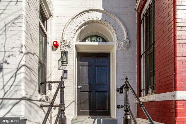 459 Florida Avenue NW #3, WASHINGTON, DC 20001 (#DCDC499798) :: Network Realty Group
