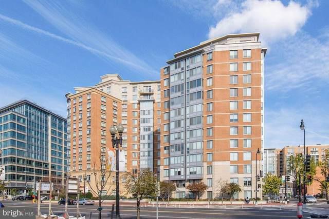 555 Massachusetts Avenue NW #412, WASHINGTON, DC 20001 (#DCDC499818) :: Premier Property Group