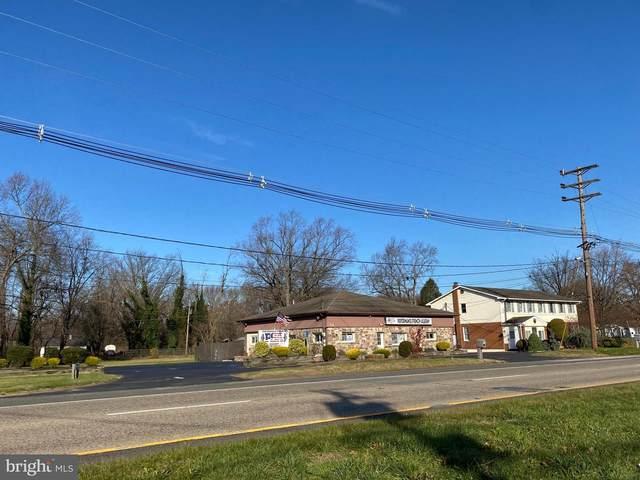 54 Route 130, BORDENTOWN, NJ 08620 (MLS #NJBL387972) :: The Sikora Group