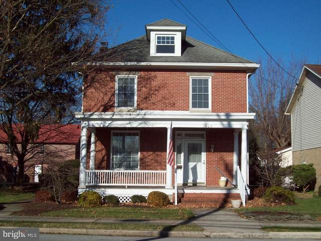 1405 Scotland Avenue, CHAMBERSBURG, PA 17201 (#PAFL176990) :: Fairfax Realty of Tysons