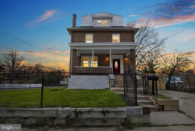 5500 Ritter Avenue, BALTIMORE, MD 21206 (#MDBA533636) :: Lucido Agency of Keller Williams
