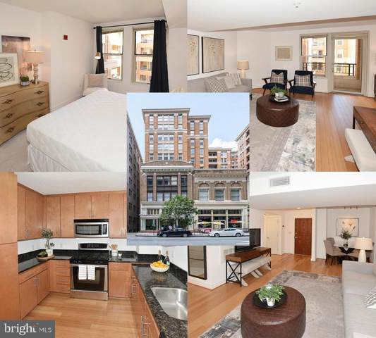 915 E Street NW #1114, WASHINGTON, DC 20004 (#DCDC499868) :: Jacobs & Co. Real Estate