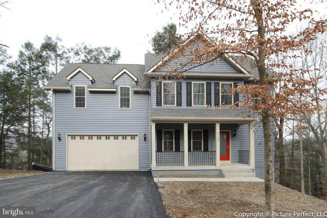 6429 Lakeridge Drive, NEW MARKET, MD 21774 (#MDFR274990) :: Revol Real Estate