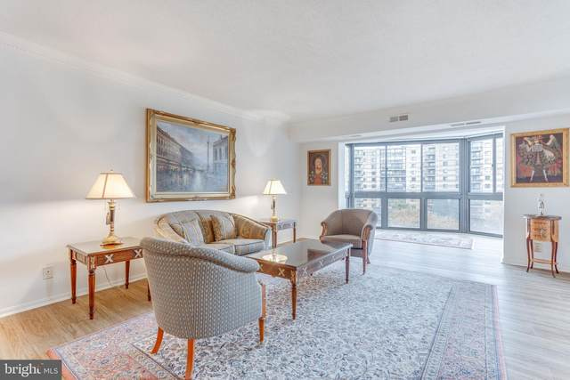 8350 Greensboro Drive #312, MCLEAN, VA 22102 (#VAFX1171408) :: Fairfax Realty of Tysons