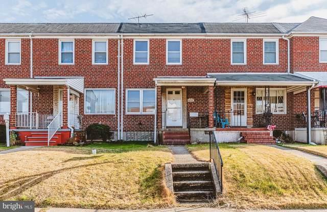 6837 Boston Avenue, BALTIMORE, MD 21222 (#MDBC514938) :: Murray & Co. Real Estate