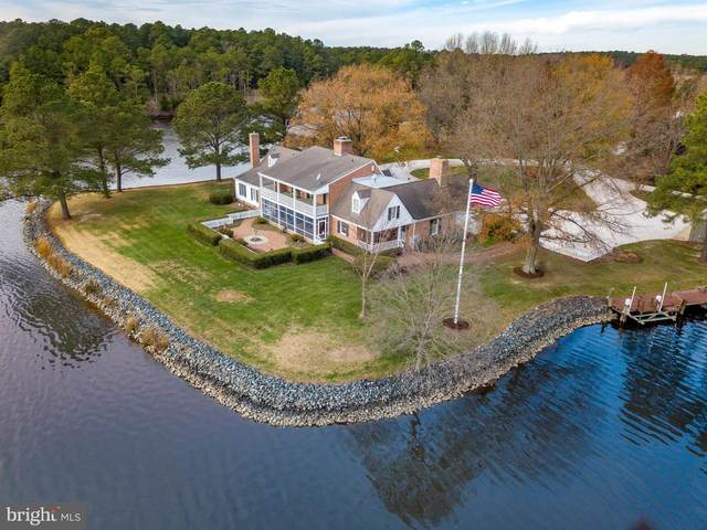 1747 Town Point Road, CAMBRIDGE, MD 21613 (#MDDO126546) :: Bright Home Group