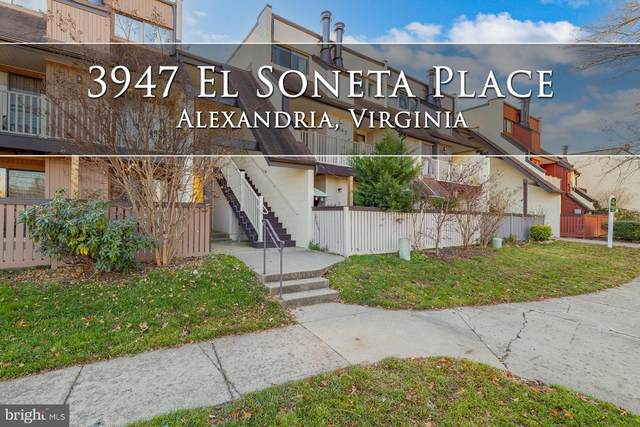 3947 El Soneta Place #14, ALEXANDRIA, VA 22309 (#VAFX1171458) :: Jacobs & Co. Real Estate