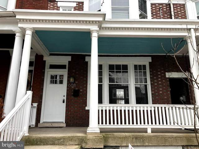 608 N Pine Street, LANCASTER, PA 17603 (#PALA174678) :: Liz Hamberger Real Estate Team of KW Keystone Realty