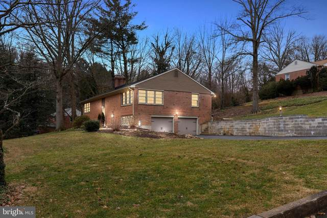 1 Council Trail, WILMINGTON, DE 19810 (#DENC517816) :: RE/MAX Coast and Country