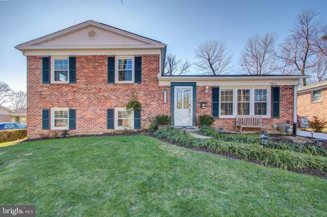 13319 Foxhall Drive, SILVER SPRING, MD 20906 (#MDMC737512) :: Network Realty Group