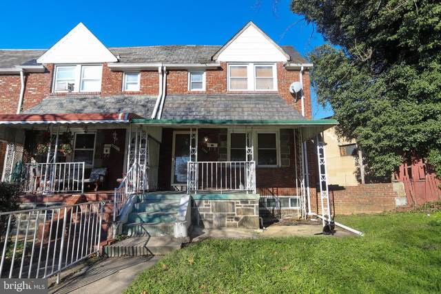2550 Harlem Avenue, BALTIMORE, MD 21216 (MLS #MDBA533776) :: Maryland Shore Living | Benson & Mangold Real Estate