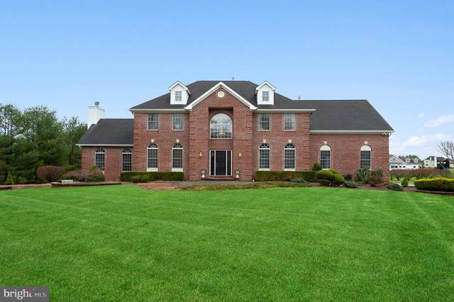 12 White House Way, MONROE TOWNSHIP, NJ 08831 (#NJMX125692) :: The Dailey Group