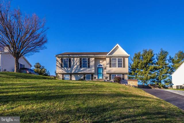 119 Sunhigh Drive, THURMONT, MD 21788 (#MDFR275054) :: Certificate Homes