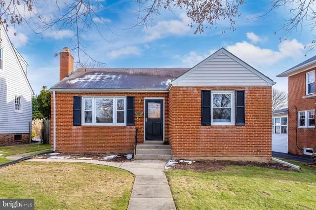 1408 N Market Street, FREDERICK, MD 21701 (#MDFR275060) :: Certificate Homes
