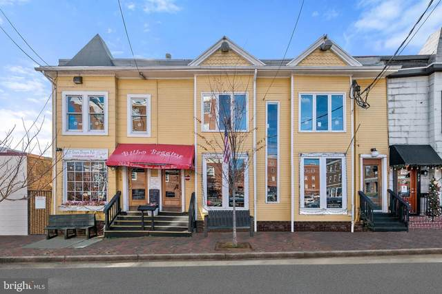 208 Queen Street, ALEXANDRIA, VA 22314 (#VAAX254144) :: The MD Home Team