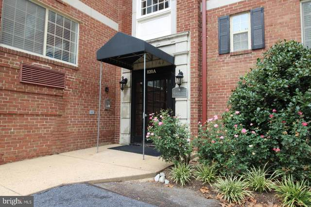 820 Washington Street S A-327, ALEXANDRIA, VA 22314 (#VAAX254150) :: Network Realty Group