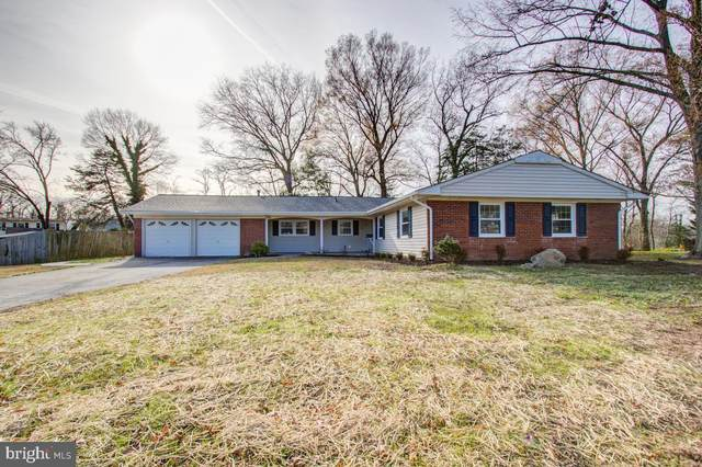 9203 Pleasant Court, LAUREL, MD 20708 (#MDPG591016) :: The Dailey Group