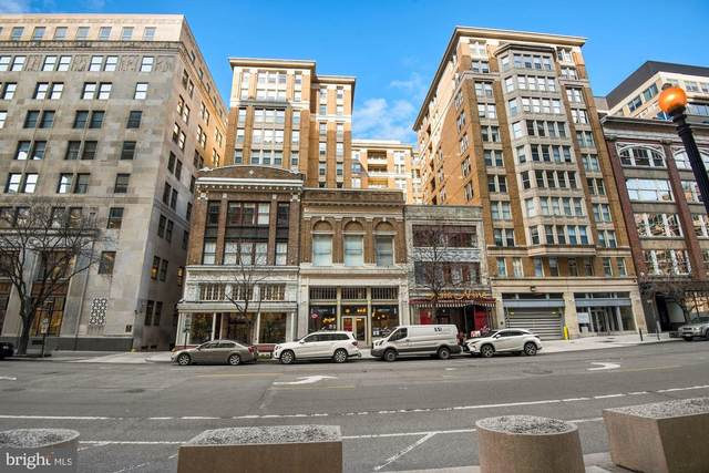 915 E Street NW #514, WASHINGTON, DC 20004 (#DCDC500178) :: Jacobs & Co. Real Estate