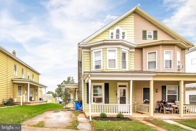 20 S 3RD Street, MOUNT WOLF, PA 17347 (#PAYK150228) :: The Jim Powers Team