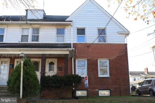264 Mckinley Street, BRISTOL, PA 19007 (#PABU517168) :: The Dailey Group