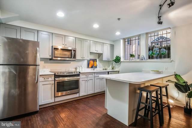 1831 2ND Street NE #102, WASHINGTON, DC 20002 (#DCDC500200) :: Crossman & Co. Real Estate