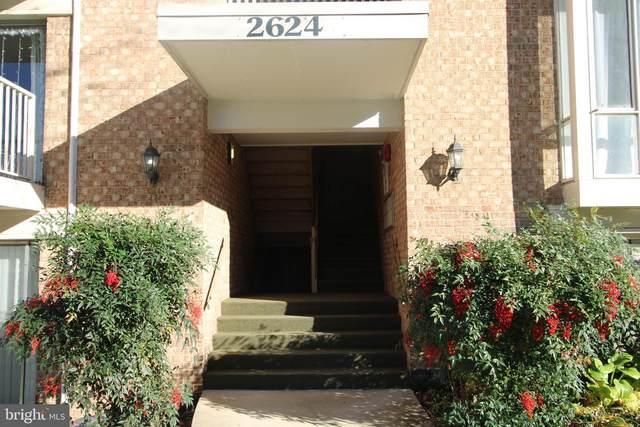 2624 Wagon Drive #308, ALEXANDRIA, VA 22303 (#VAFX1171674) :: Fairfax Realty of Tysons