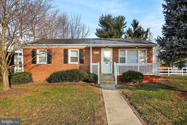 1007 Wilson Place, FREDERICK, MD 21702 (#MDFR275154) :: Bic DeCaro & Associates