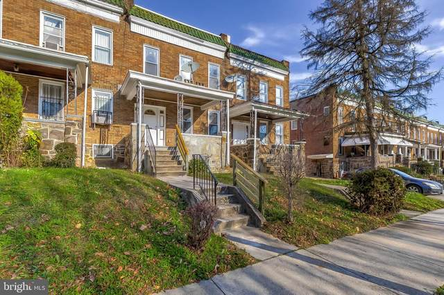 3216 Gwynns Falls Parkway, BALTIMORE, MD 21216 (#MDBA533988) :: The MD Home Team