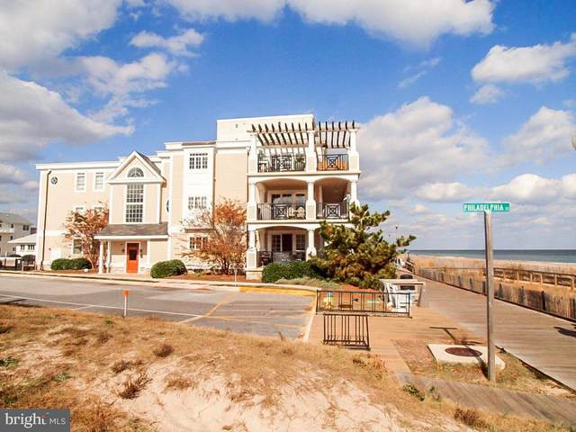 319 S Boardwalk #2, REHOBOTH BEACH, DE 19971 (#DESU174448) :: Barrows and Associates